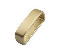 Wholesale 1 Fashion Solid Brass Smooth Pattern Belt Spacer mm