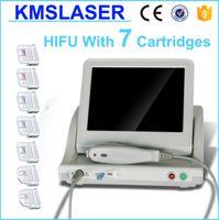 Wholesale HIFU Machine Face Lift HIFU Machine high intensity focused ultrasound face HIFU with cartridges