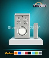 Wholesale Alarm home alarm Wireless Solar door and window alarms SP65 DIY Low power consumption Automatic reset Security