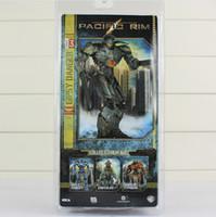 NECA la Costa del Pacífico Jaeger tácito Ronin y Gipsy Peligro de PVC figura de acción de juguete Colección de envío 2 estilos gratuito