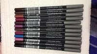 Wholesale 12pcs set Brand Waterproof Liquid Eye Liner more color Eyeliner Pencil