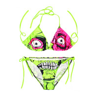 beachwear designer - New Arrival Micro Bikini Animal Printed Swimsuit Sexy Bikinis Hot Designer Swimwear Monokini Bandage Thong Bathsuit Beachwear