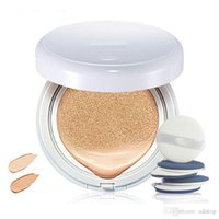 Wholesale Professional Air Cushion BB Cream Concealer Moisturizing Foundation Makeup Bare Strong Whitening Face Beauty Makeup GI2359