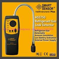 Wholesale Smart Sensor AS5750 Refrigerant Gas Leak Detector NEW AS