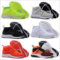 Wholesale 2016 New Running Shoes Men Women High Quality Presto Sneakers Cheap Jogging Shoes For Sale High Cut Sports Shoes Size US