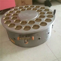 Wholesale 2016 New Model Holes Automatic red bean cake machine gas red bean cake making machine