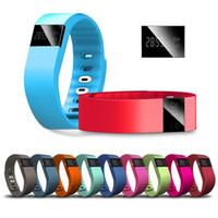Wholesale TW64 Bluetooth Smart Watches Smartband Wristband bracelet Pedometer Heath healthy monitor For Android IOS appple