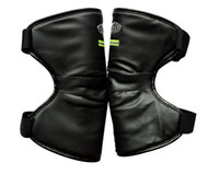 Wholesale High quality genuine leather Motorcycle knee pads protector joelheiras de motocross motorbike moto gear keep your knee warm