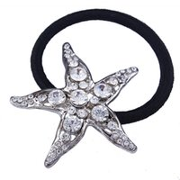 Wholesale 7 Different Designs Of Fashion Crystal Gold plated Silver Plated Hoop Cute Girl Rhinestone Hair Accessories