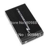 Wholesale New USB HDD HD ENCLOSURE CASE BOX SATA EXTERNAL HDD Hard Disk Drive