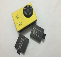 Wholesale SJ4000 sports outdoor sports diving DV S55 camcorder original battery mAh
