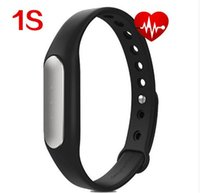 Wholesale Original Xiaomi Mi band S Bracelet Heart Rate Miband Monitor Tracker Smart Fitness Wristband for Android IOS