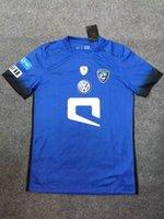 al soccer - new Al Hilal Riyadh soccer jerseys thai quality Season Al Hilal Riyadh football shirt soccer Jersey free ship