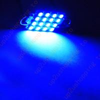 Wholesale 10 x mm SMD Blue Dome Festoon Rigid Loop quot LED light Bulbs for