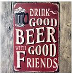 Cheap Wall Poster 20*30CM Metal Tin Sign Pub Club Gallery Poster tips Vintage Plaque Decor Plate New