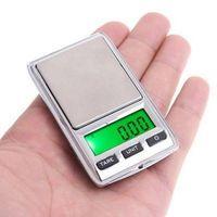 Wholesale Pc Mini g g g g electronic bilancia balanza Digital scales Jewelry joyeria LCD Pocket Scale Dual Weight