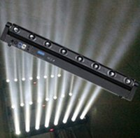 Wholesale CREE W White LED Linear Beam Moving Head Bar Wash Stage Effect Lights