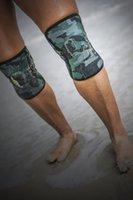 Wholesale 7mm Neoprene Compression Knee Sleeve Brace