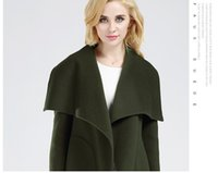 Wholesale New winter cashmere coat