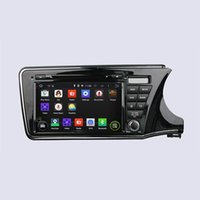 android wma support - 9 Inch Capacitive multi touch screen Android Car DVD Player for Honda City Double Din Support GPS WIFI G GB ROM