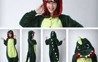 Wholesale Details about Women s Mens Christmas Gift Halloween Fancy Dress Costume Pajamas Animal Cosplay Onesies
