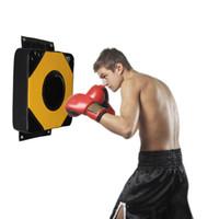 american mma - New Canvas Boxing Bag Training Fitness MMA Fighter Boxing Bag American Sport Sandbag Taekwondo Straight Punch Wall Punch Bag
