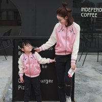 baby silk single - Family Matching Outfits Boy Girls Coat Baby Autumn Winter Long Sleeve Jacket Children Clothes Kids Christmas Outwear