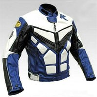 Wholesale Racing Protective Motorcycle Motorbike RACING JACKET Jacket Men Jacket Racing Jacket Blue Red Black