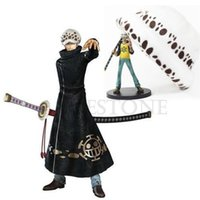 Wholesale One Piece Anime Cosplay Doctor Hat Trafalgar Law Cap Halloween Gift