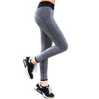 Wholesale Women Sports Leggings Fitness Winter Leggings Lady Leggins Yuga Running Training Gym Clothes Jeggings Pants Brand New Fashion