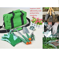 Wholesale Set Fasite Gardening Tools Suit With Handy Carry Bag Tools Bags Perfect Gifts for friends Good Garden Helper