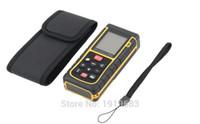 Wholesale Handheld Rangefinder M Laser Distance Meter Digital laser meter Tester Area volume Angle Tester tool