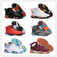 Wholesale 2016 Cheap retro French Blue basketball shoes Raptor Hares Olympic Bordeaux sport sneaker shoes For online hot sale us size