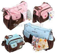 Wholesale J G Chen Carters nappy bags baby diaper bags baby bag nappy changing bolsa maternidade baby stroller maternity bag