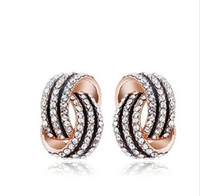 alloy ornamentation - Summer Style bijoux sholl Earrings For Women Stud Earring brincos Roxi Outstanding Woman Fine Jewelry Ornamentation The New