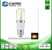 Wholesale 10pcs DC12V Led Bulbs E14 E27 LED corn light Lamp W4W6W Filament Candelabra Edison Filament Type Bulb Lighting