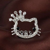 Wholesale Popular children cute Baby Headband girl hair pins hair tiara comb large hair crowns alloy Rhinestone designs jewelry