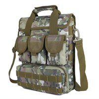 Wholesale New Design Messanger bag tactical military P bag Outdoor mounting multi fuction bag L capacity D Ox ford waterproof colors