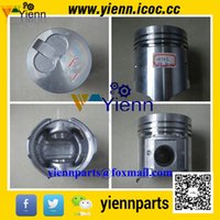 Wholesale Yanmar D94E TNE94 D94LE piston with ring YM129901 for Komatsu D21A D21P Dozer engine overhual repair