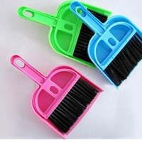 Wholesale Hot sale pc cm Office Home Car Cleaning Mini Whisk Broom Dustpan Set