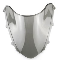Wholesale Tinted Injection ABS Plastic Double Bubble Windshield For Honda CBR1000RR Year Windscreen