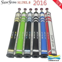 Wholesale super stroke Golf Club Grips Colorful Super Stroke Golf Putter Grips With Countercore Outdoors Club Making Products Club Grips