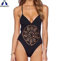 Wholesale one piece swimsuit swimwear brazilian biquinis swim suit bathing suit bodysuit swimming suit for women monokini swimsuit