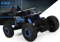 Wholesale Hot sale RC Car Ghz Scale Remote Control toys Wheel Drive Rock Crawler rc Car remote control toys for children