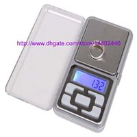 Cheap 100pcs mini 200 x 0.01 LCD Screen electronic Scale scales Gram Digital Pocket Scale Jewelry Scale kitchen 0.01-200g