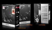 bass news - 2016 News Takstar HD2000 mm monitor headphones Head mounted DJ heavy bass earplugs headphones