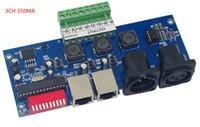 Wholesale best price DC V constant current ma channel DMX512 decoder