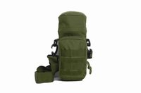 Wholesale Outdoor Multi Camouflage Waist Hung A Large Water Bottle Water Bottle Pocket Bag Kettle Bag Tactical Bag Beverage Package PlugTactical plu