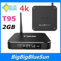 android suppliers - China Manufacturer Supplier Metal g g G G Original Amlogic T95 S905 android tv box k bit Tv Box