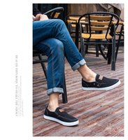 b deck - Summer Mens Fashion Canvas Deck Shoes Sneakers Colors Available Breathable Streets Of New Forces Slip On Casual Shoes